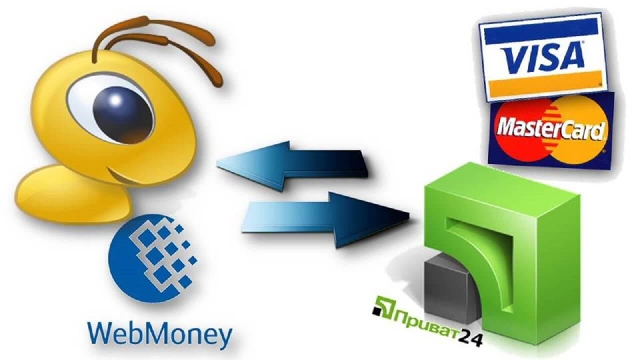 4 способа вывести деньги с Вебмани на карту